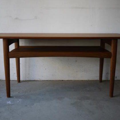 北欧中古家具、ビンテージ家具、チーク家具、コーヒーテーブル