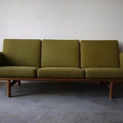 北欧中古家具、ビンテージ家具、チーク家具、WEGNER,ウェグナー、GE-236